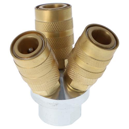 Wholesale 3-Way Air Hose Manifold Image 3