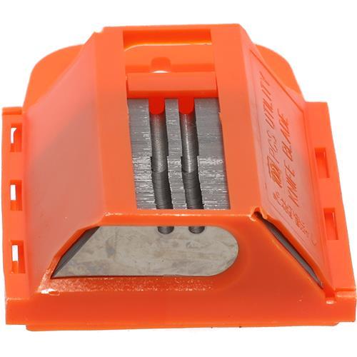Wholesale 100PC Utility Knife Blades & Dispenser Image 3