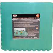 "Wholesale 24""x24"" GREEN ANTI-FATIGUE 4PK"