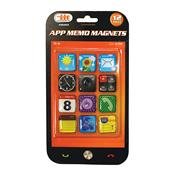 Wholesale App Memo Magnets 12pc