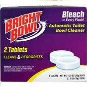 Wholesale 2pk TOILET BOWL CLEANER TABS
