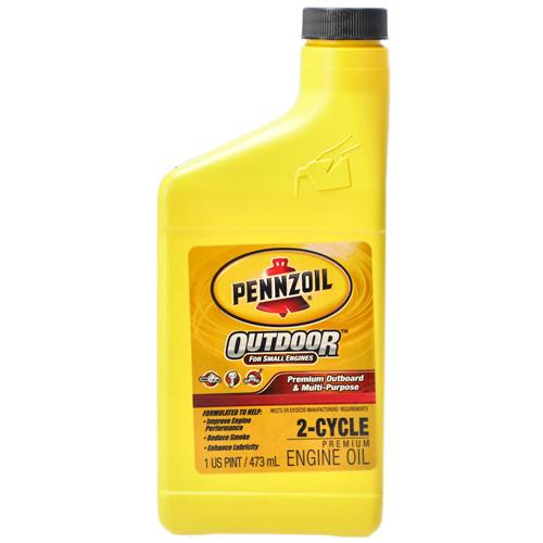 Wholesale 16OZ PENNZOIL OUTDOOR 2-CYCLE SMALL ENGINE OIL