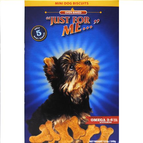 Wholesale JUST FOR ME Mini Dog Biscuits Origin - Canada