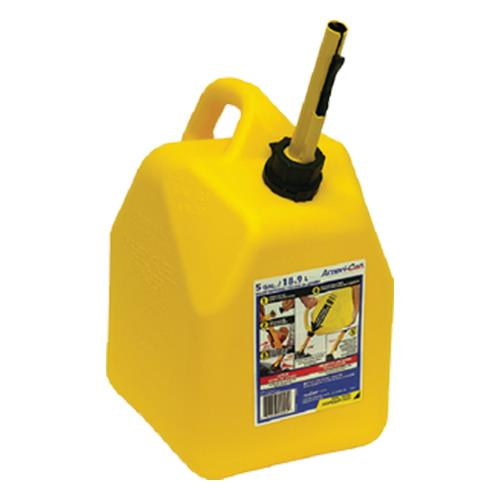 Wholesale Z5 GALLON DIESEL GAS CAN YELLOW