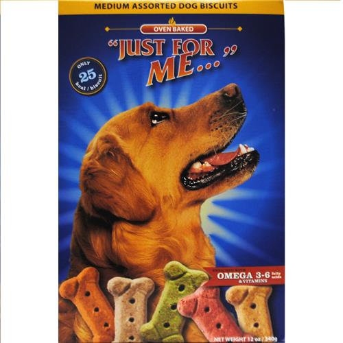 Wholesale JUST FOR ME Medium Assorted Dog Biscuits Origin -