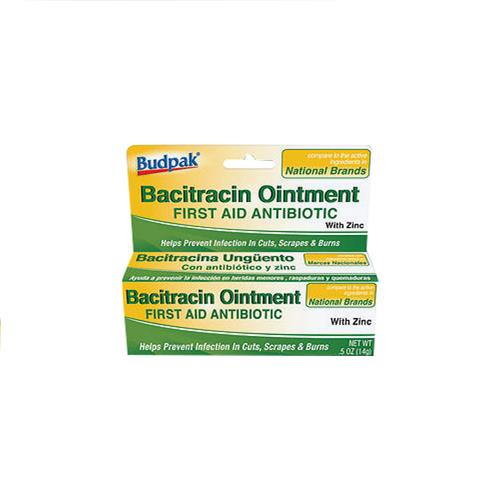 Wholesale Bud Pak Bacitracin Ointment
