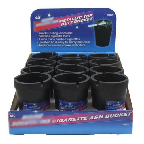 Wholesale CIGARETTE ASH BUCKET w/Display