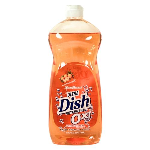 Wholesale Deluxe Liquid Dish Soap w/ Oxy Orange