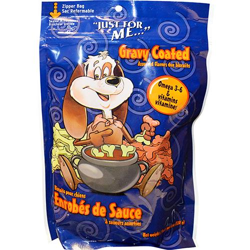 Wholesale Just For Me Dog Treats Gravy Coated - Canada