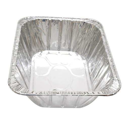 "Wholesale Foil Pan Extra Deep 1/2 Size 12.69"""""""" x 10.3"""""""" x 4."