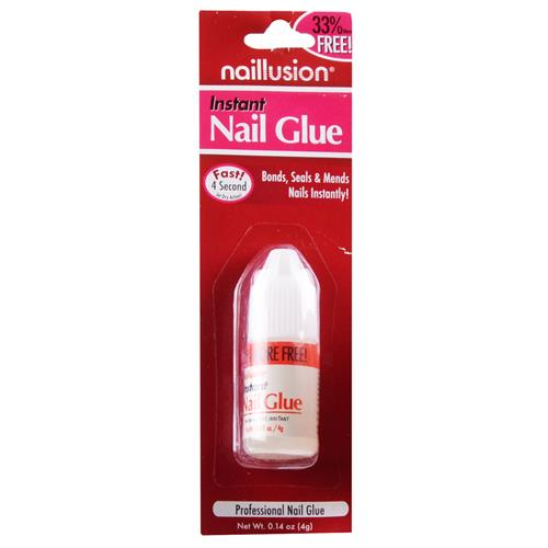 Wholesale Instant Nail Glue Bottle .14 oz