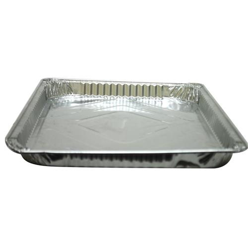 "Wholesale Foil Sheet Cookie Pan - 1/2 Size - 17.3""x12.7""x1.25"""