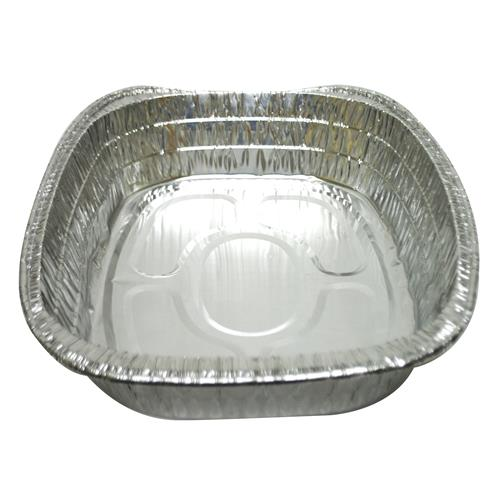 Wholesale Oval Roaster Pan - Large - Foil - No label 17.3x12.7x3.2""