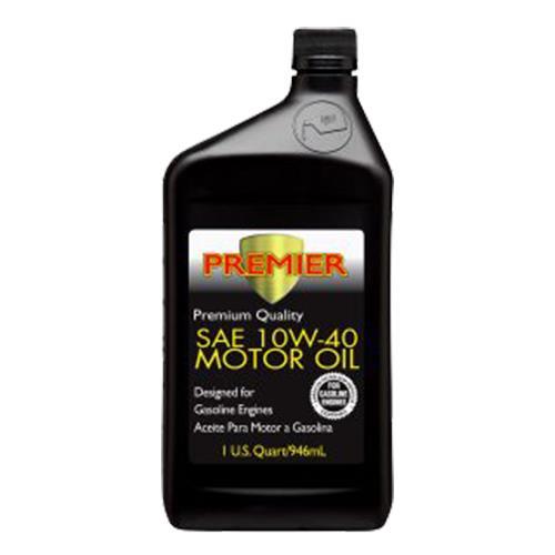 Wholesale PREMIER 00411 (6/1 QT PREMIER 40W MOTOR OIL)