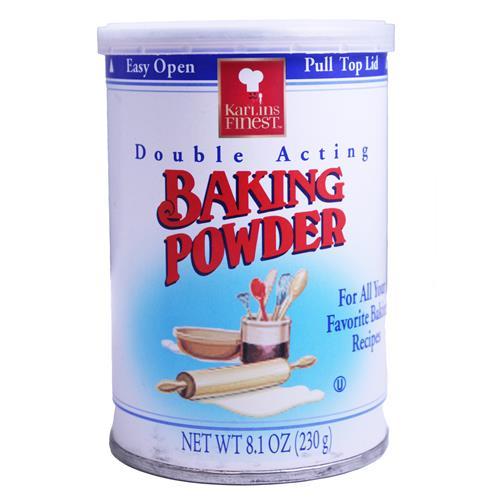 Wholesale Karlin's Finest Baking Powder