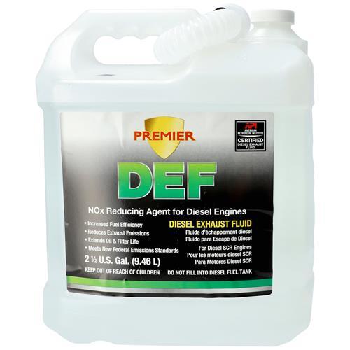 Wholesale 2.5GAL PREMIER DIESEL EXHAUST FLUID