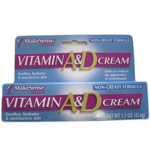 Wholesale MakeSense Vitamin A & D Cream