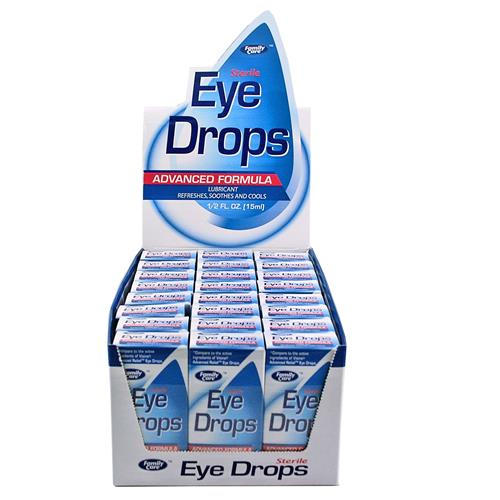Wholesale Family Care Eye Drops Advanced Formula (Visine Adv