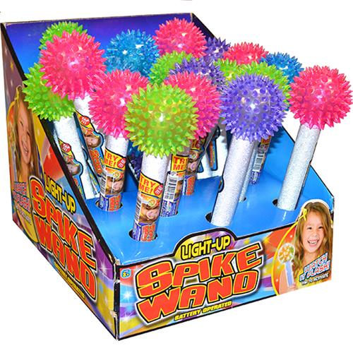 Wholesale Lite Up Spike Wand