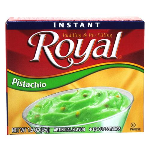 Wholesale Royal Instant Pudding and Pie Filling Pistachio