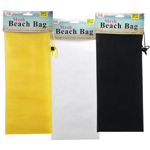 "Wholesale 23"" X 30"" MESH BEACH BAG"