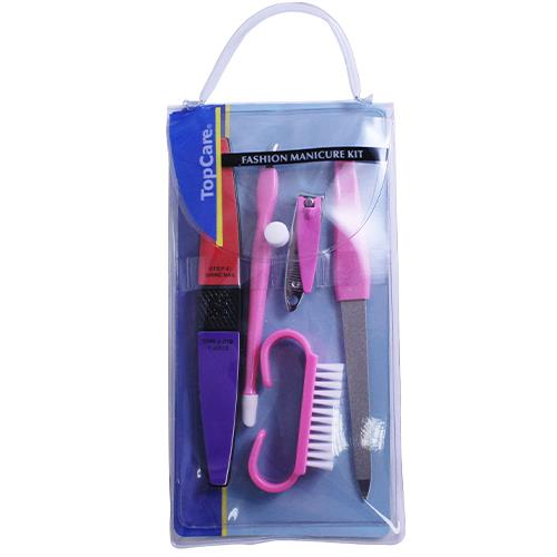 Wholesale 5PC MANICURE SET IN POUCH TOP CARE