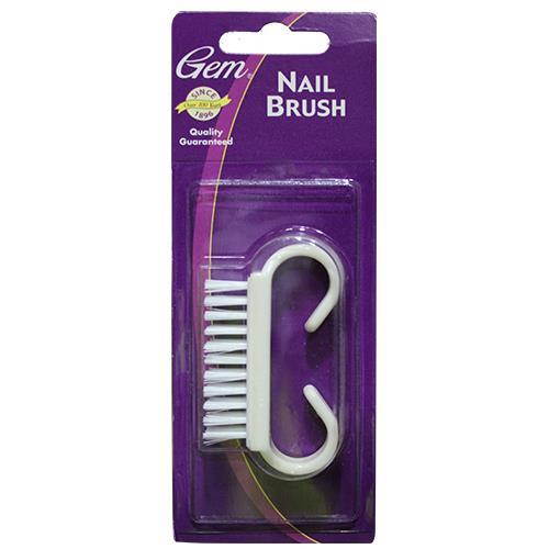 Wholesale R59B/GEM NAIL BRUSH - 6167