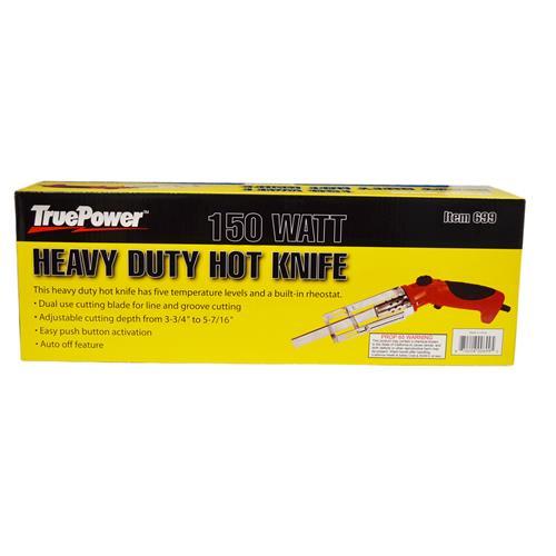 Wholesale 150 WATT HEAVY DUTY HOT KNIFE
