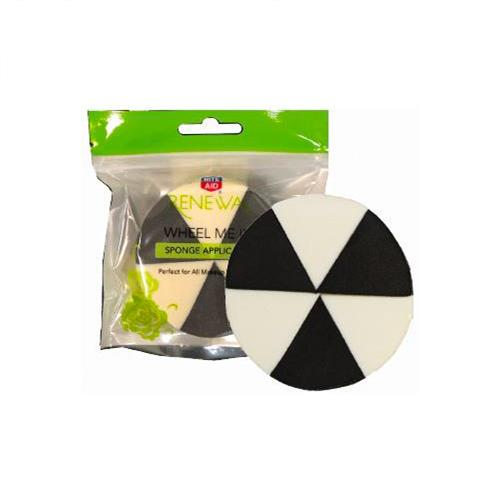 Wholesale 6CT WHEEL ME IN SPONGE APPLICATORS