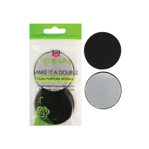 Wholesale 2PK DUAL PURPOSE APPLICATOR SPONGES