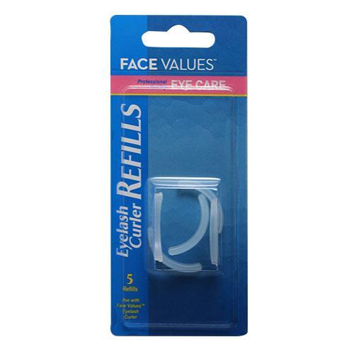 Wholesale 5CT EYELASH CURLER REFILLS HFV