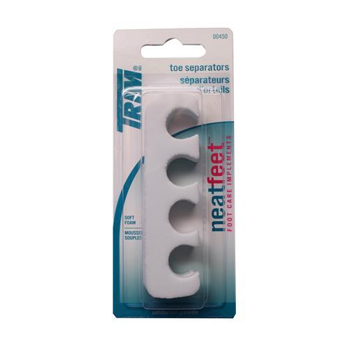 Wholesale 2PK FOAM TOE SEPERATORS TRIM #00450