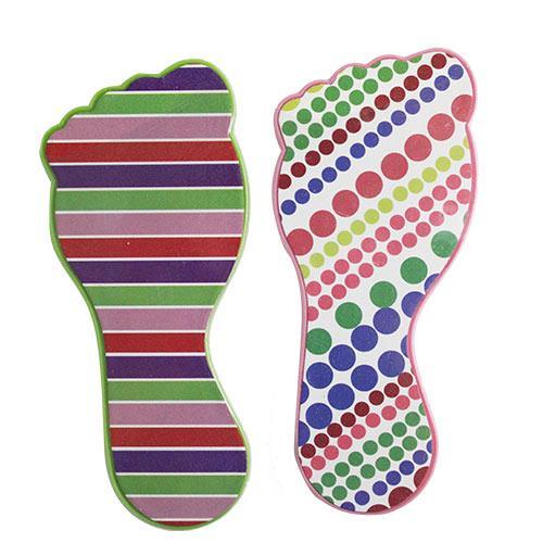 Wholesale FOOT SHAPED PEDICURE FILE MODESA V-2040