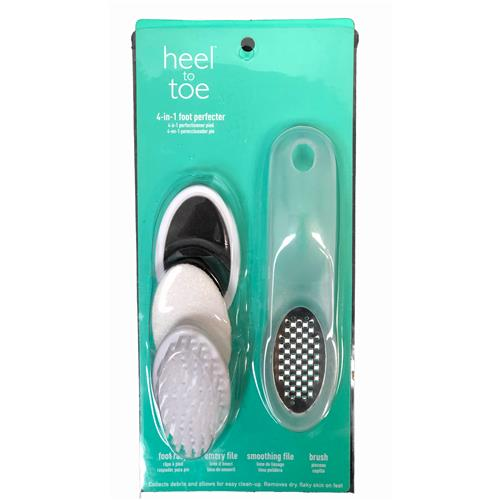 Wholesale 4-in-1 FOOT PERFECTER HEEL TO TOE