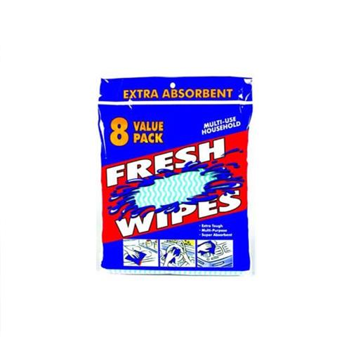 Wholesale 8 PACK FRESH WIPES