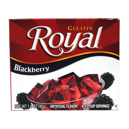 Wholesale Royal Blackberry Gelatin