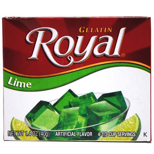 Wholesale Royal Gelatin Lime