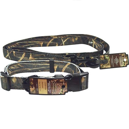 "Wholesale 6' CAMO LEAD & 1x18-26"" COLLAR"