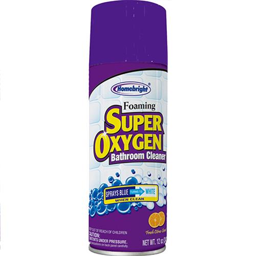 Wholesale Home Bright Oxygen Action Bathroom Cleaner Aerosol