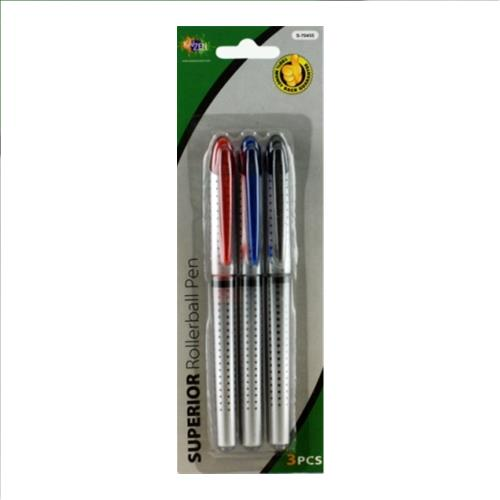 Wholesale Rollerball Fashion Pens Assorted