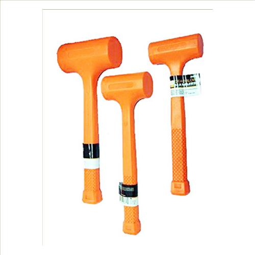 Wholesale 3 Piece Dead Blow Hammer Set 16-32 & 64 oz.