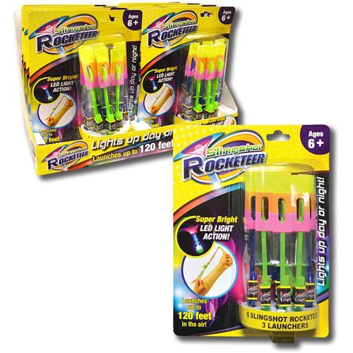 Wholesale Slingshot Rocketeer Toy