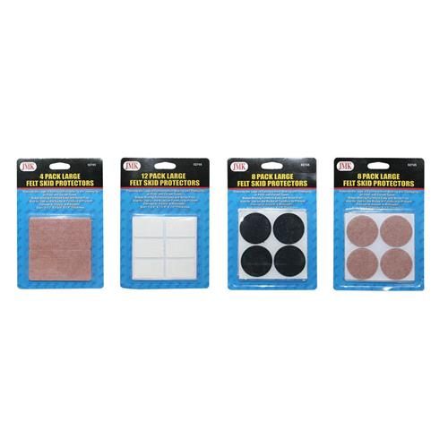 Wholesale Assorted felt skid protectors