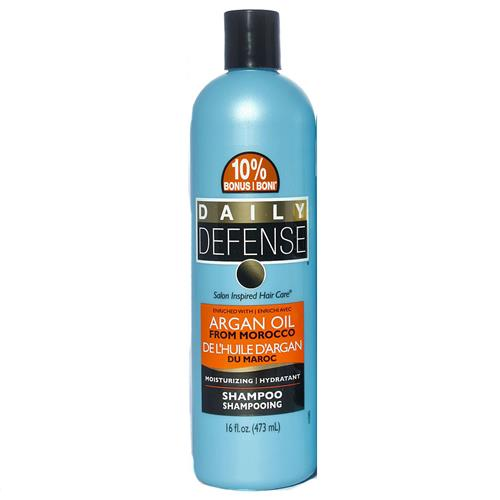 Wholesale DAILY DEFENSE SHAMPOO ARGAN 16OZ