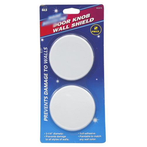 Wholesale 2pc DOOR KNOB WALL SHIELD