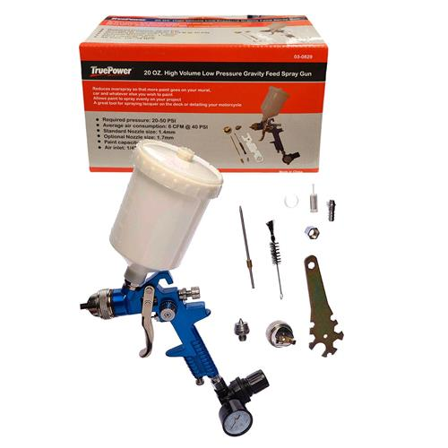 Wholesale HLVP SPRAY GUN WITH REGULATOR
