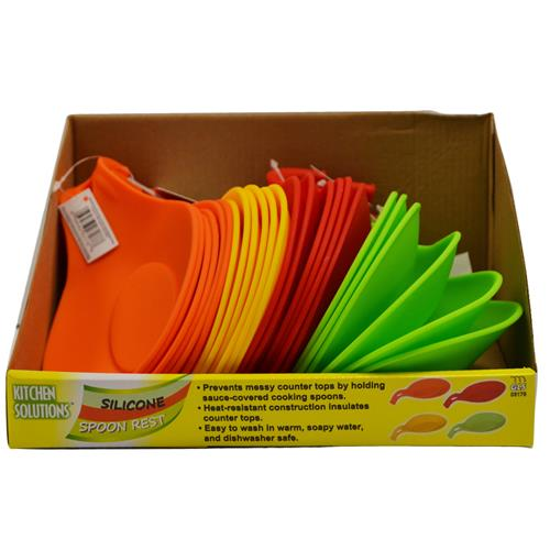 Wholesale Silicone Spoon Rest