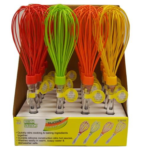 Wholesale SILICONE-COATED WISK