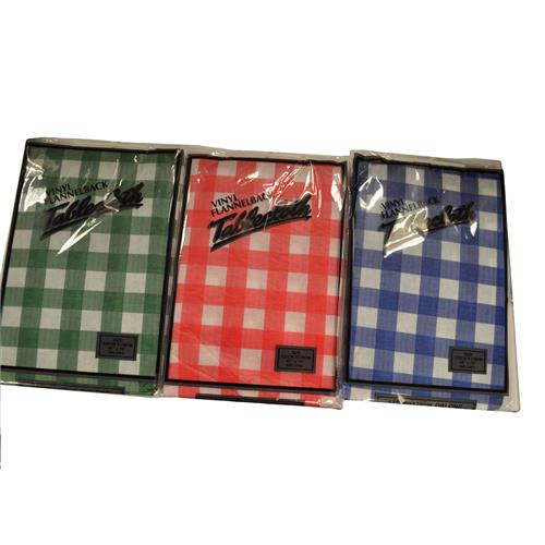 Wholesale TABLECLOTH FLANNEL BACK