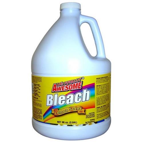 Wholesale 96 oz Awesome Bleach Lemon Scent